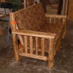 Custom Made Cedar Couch